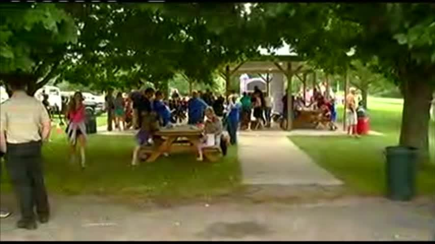 Residents, law enforcement come together during National Night Out