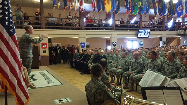 160 troops from Western Wis. to deploy to Afghanistan