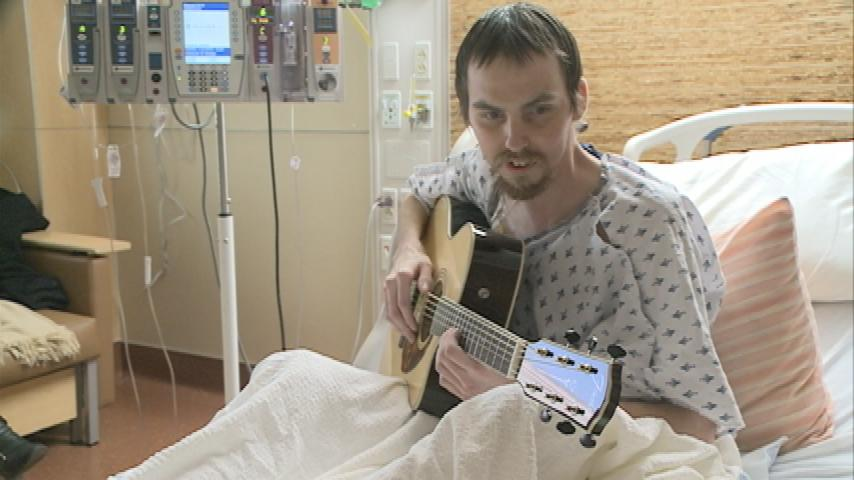 The music plays on for Onalaska man fighting cancer