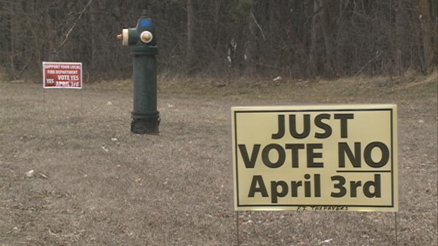 Voters fighting for new Campbell firetruck