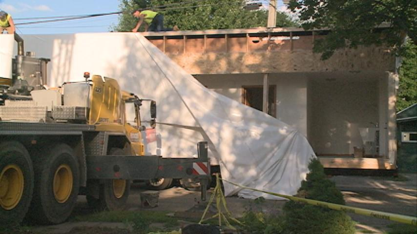Disabled veteran and wife get new home fit for their needs