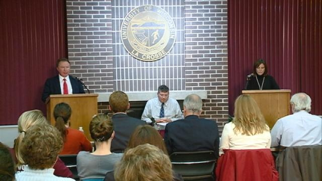 Local candidates debate for 94th, 96th Assembly Districts