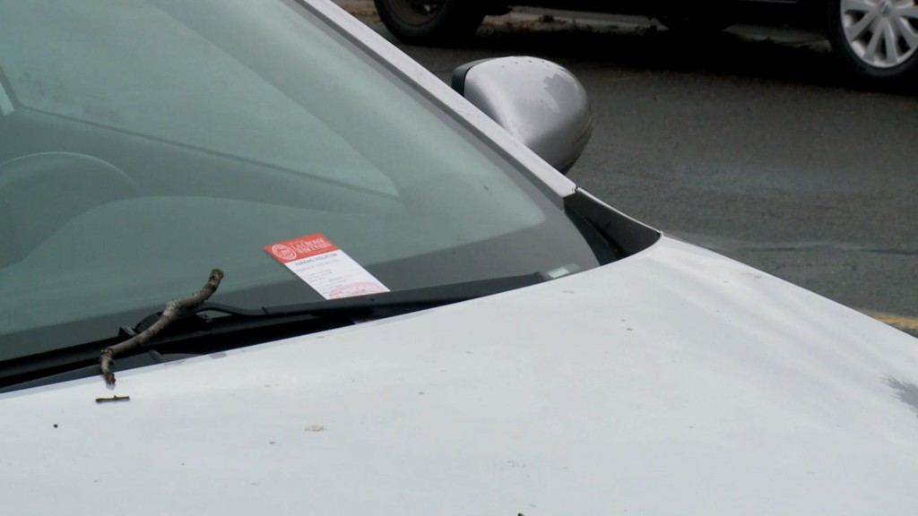 Program allowed donations to pay off parking fines