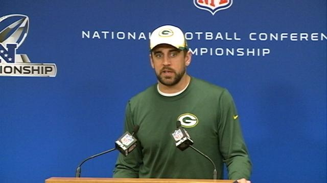 Aaron Rodgers: 'We have confidence we can win on the road'