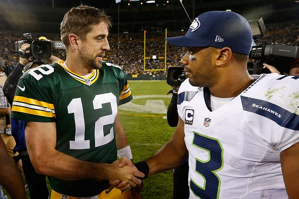 Rodgers: 'God was a Packer fan tonight'