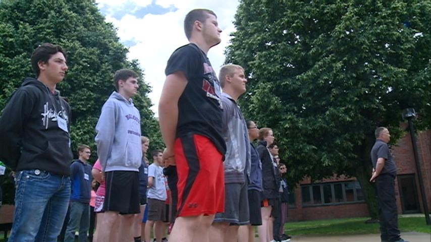 Wisconsin American Legion hosts first-ever law enforcement career academy