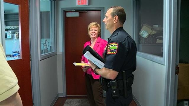 News 8 goes through active shooter situation training