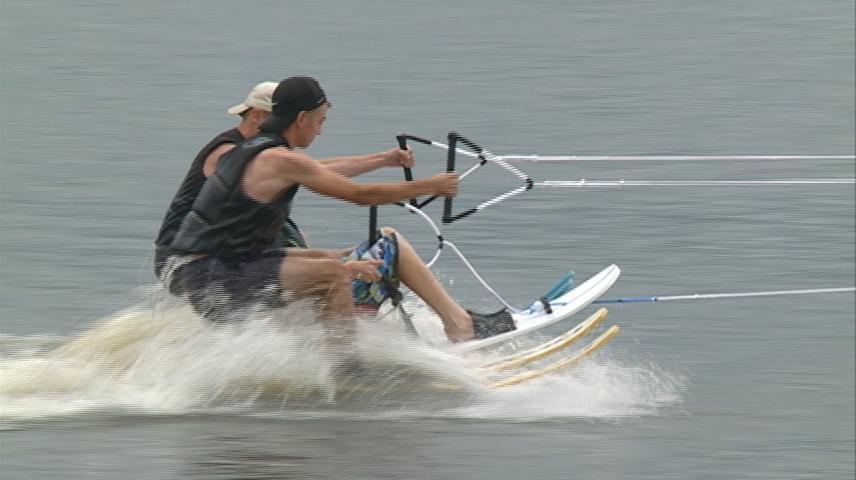 Adaptive water skiing clinic helps kids of all abilities enjoy the river in La Crosse