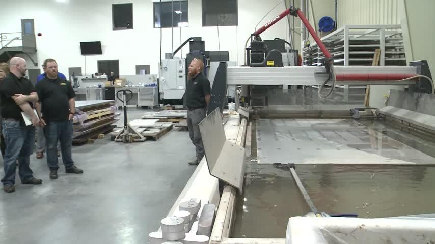 Advanced Technology Maker Center preparing workers for the future