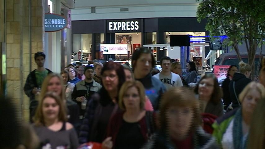 Extra staff needed for busy shopping day