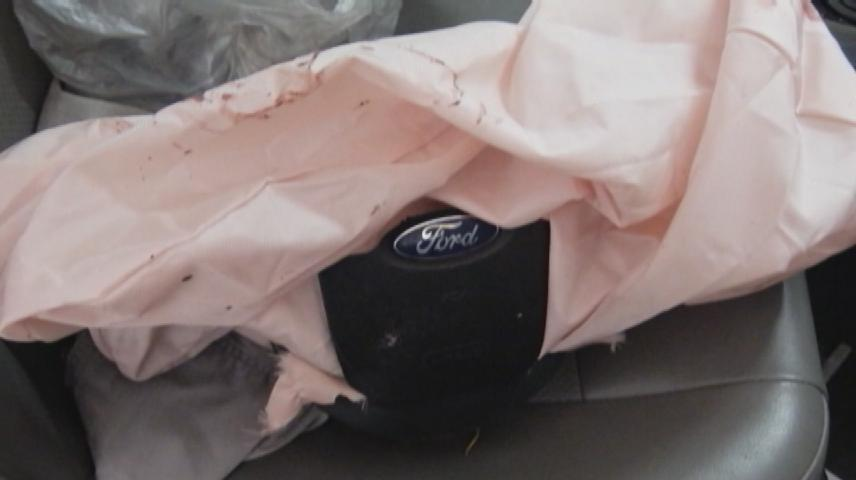 Ford urging drivers to repair air bags in 2006 Rangers as soon as possible