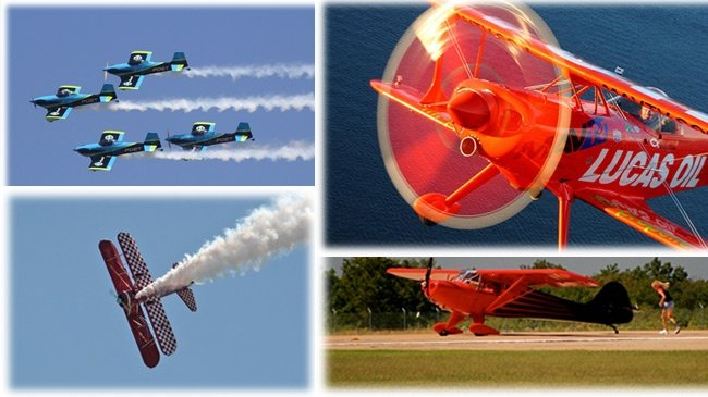More 2015 Deke Slayton Airfest performers announced