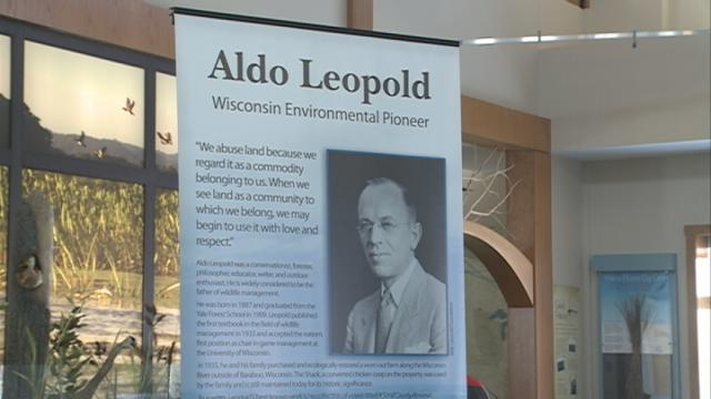 Aldo Leopold Celebration teaches how to capture nature on camera