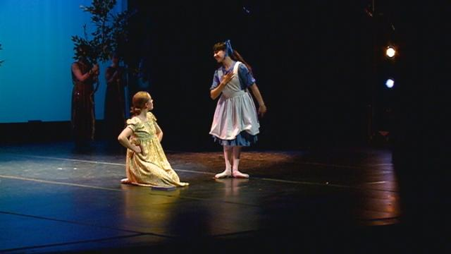 'Alice in Wonderland' opens at Weber Center
