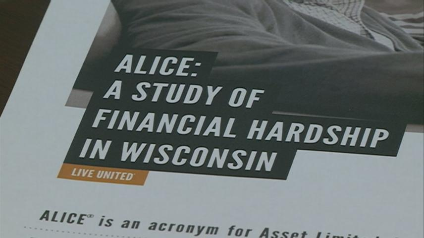More than a third of La Crosse County families struggling financially
