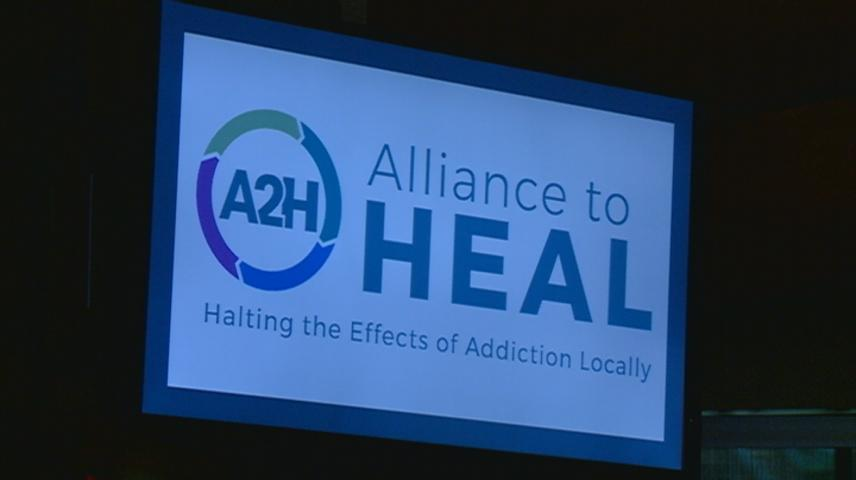 Alliance to HEAL workshop on opioid epidemic