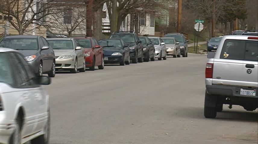 Alternate side parking wraps up in La Crosse area