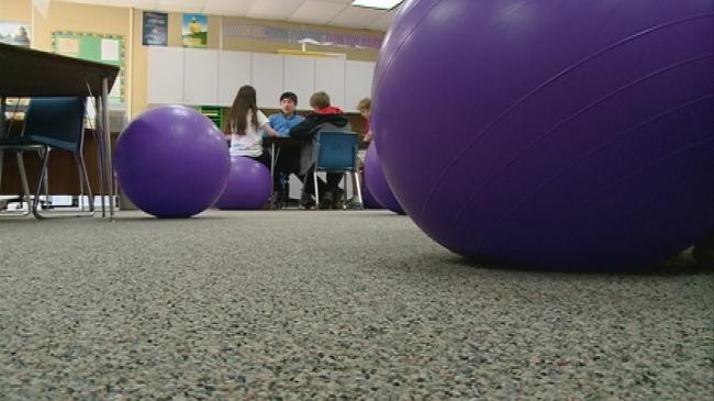 Assignment: Education – Alternative Seating