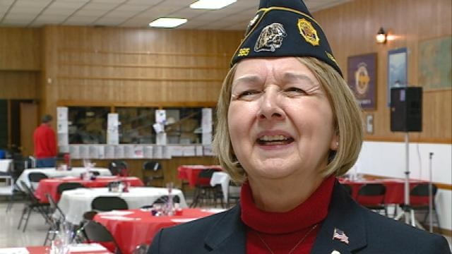 Denise Rohan endorsed for office of National American Legion Commander