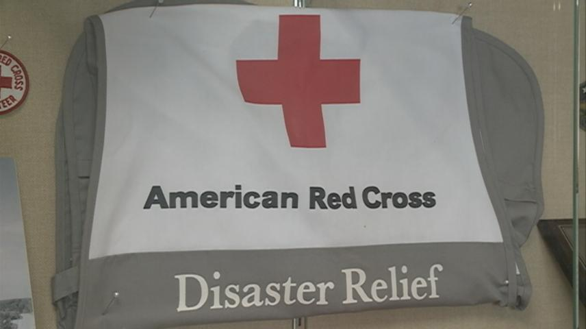 2019: Red Cross Gives Comfort and Support as Frequency of Disasters Increases