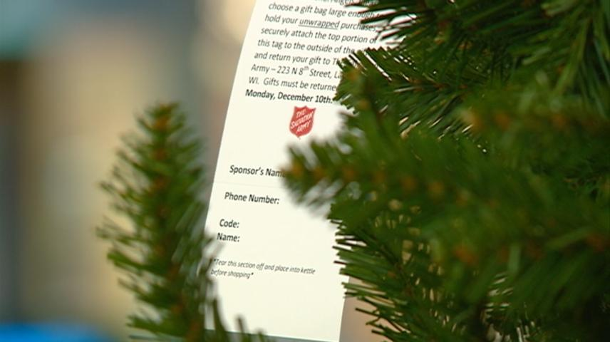 Salvation Army of La Crosse hopes you'll play the part of Santa this year