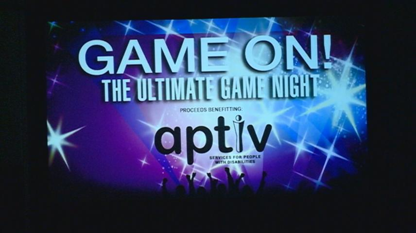 Aptiv's 'Game On!' event raises money for local residents living with disabilities
