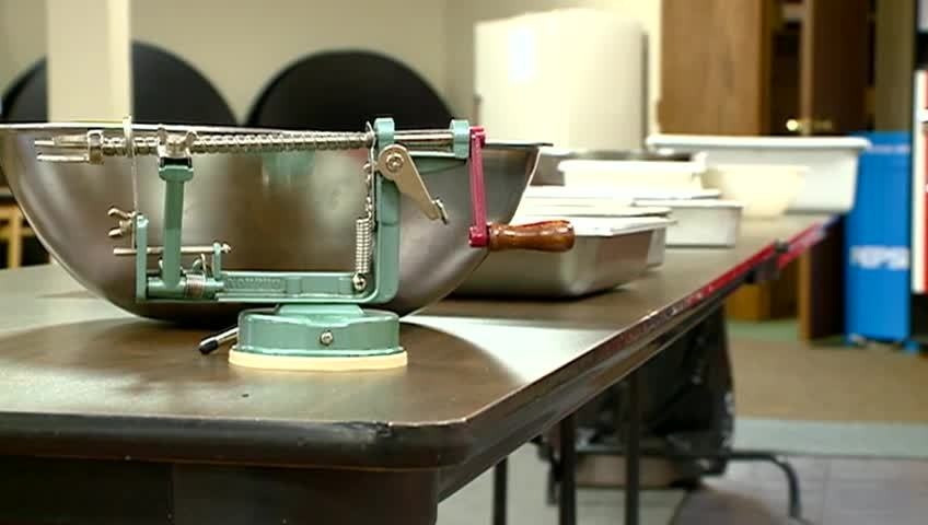 Applefest pie makers prepare for opening day