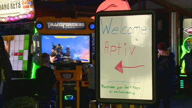 Aptiv throws big party for people with disabilities in our community