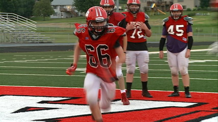 Arcadia looks to reclaim top spot in Coulee