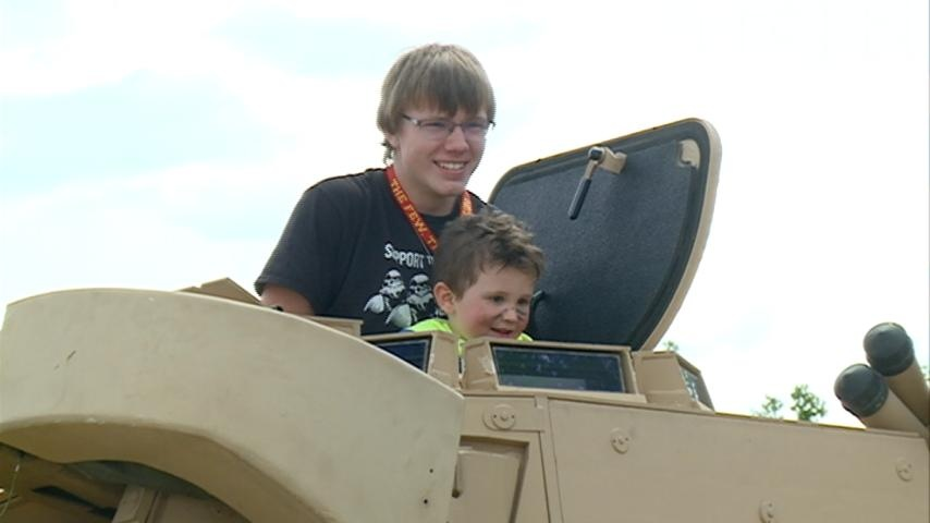 Armed Forces Day Open House brings thousands to Fort McCoy