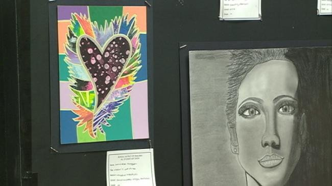 Onalaska to hold 'All District Art Show' Saturday
