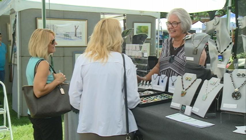 Art Fair on the Green held for 59th time