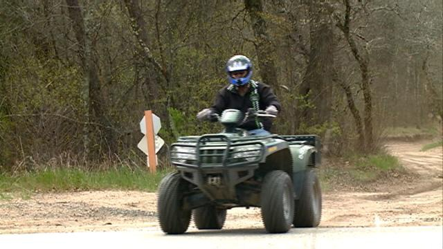 Iowa county considers allowing ATVs on public roads