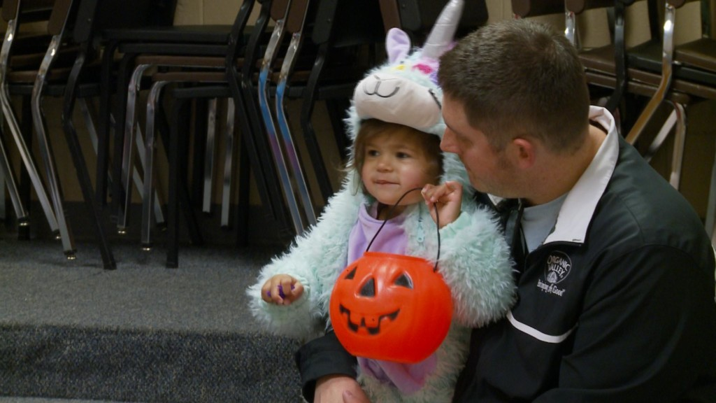 Autumn Children's Carnival brings together community members in Holmen