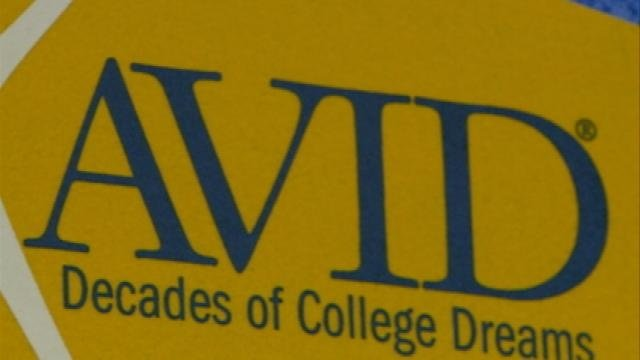 Assignment: Education- AVID program provides access and opportunity
