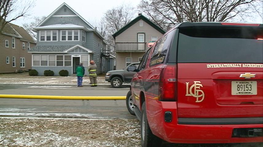 One person displaced following fire on La Crosse's north side