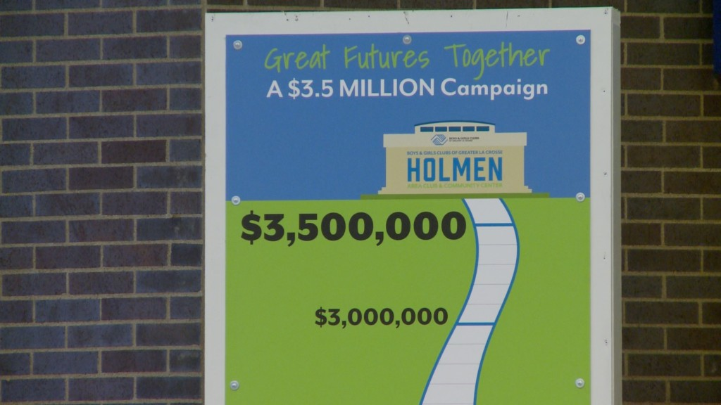 New community center coming to Holmen