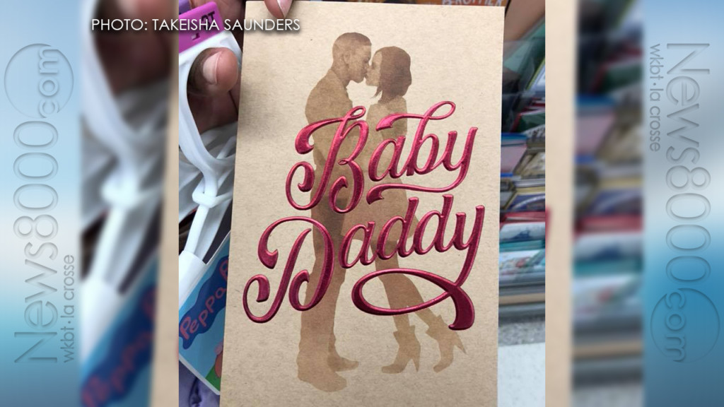 American Greetings apologizes for 'Baby Daddy' card