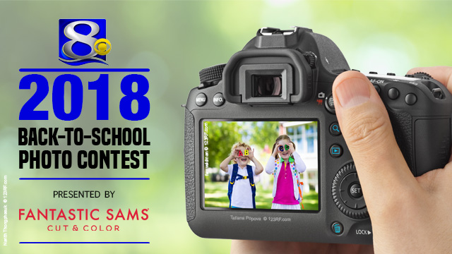 2018 Back-to-School Photo Contest Presented by Fantastic Sams!