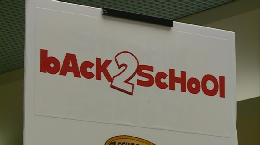 Donation tags available for Back2School drive in La Crosse