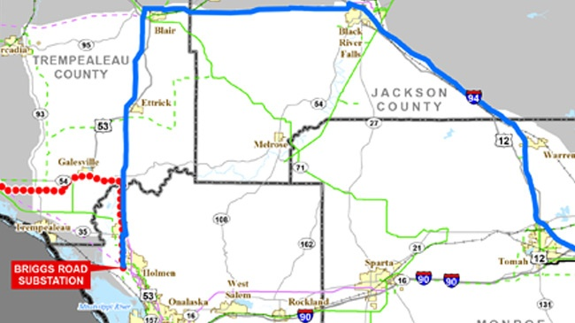 Wisconsin court upholds approval of transmission line