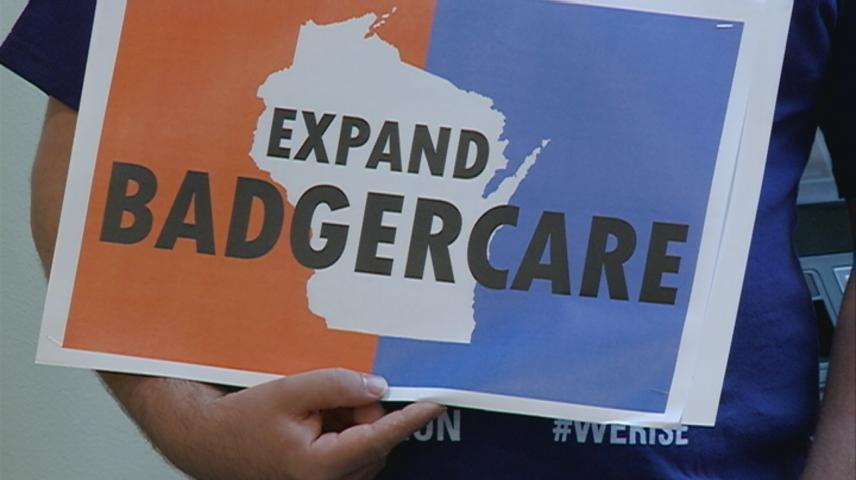 Event supporting BadgerCare expansion held in La Crosse