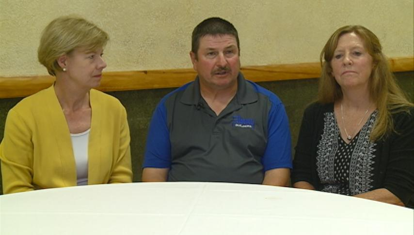 Sen. Tammy Baldwin visits Tomah VA, highlights reforms