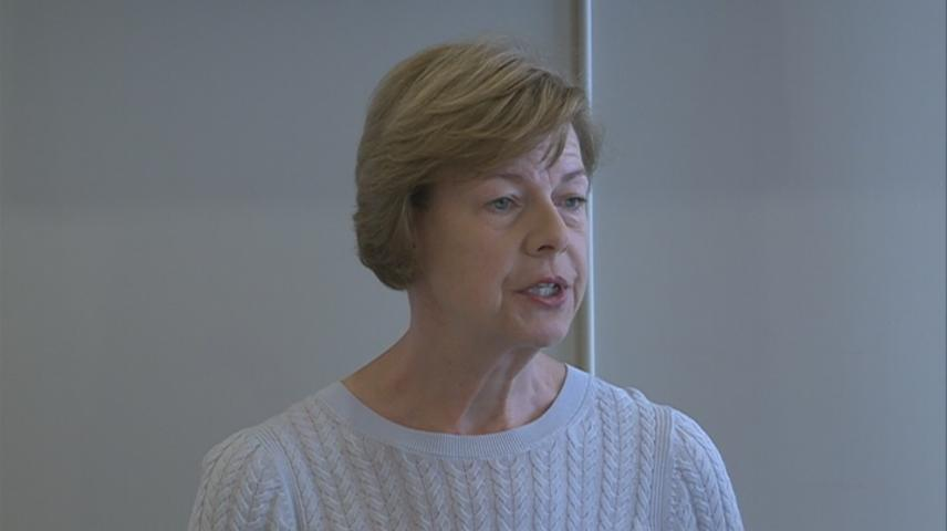 Senator Baldwin meets with local officials to discuss flood impacts