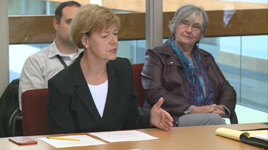 Sen. Baldwin meets with local leaders to discuss drug epidemic