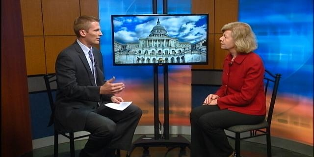 WEB EXTRA: Full interview with Senator Tammy Baldwin