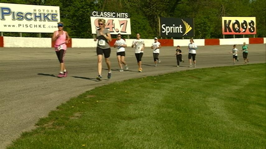 Runners, walkers raise money for Wisconsin Lions Camp
