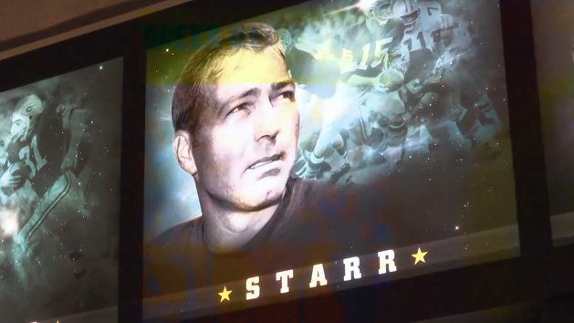 Remembering Bart Starr, QB who led Packers to greatness