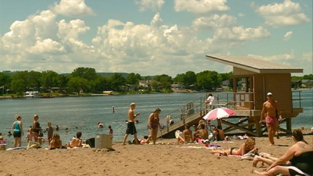 Health Dept. keeping close eye on area beaches