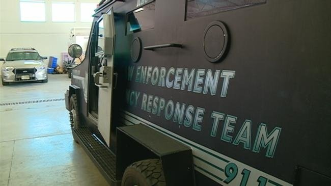Sheriff's Department getting money for new Bearcat